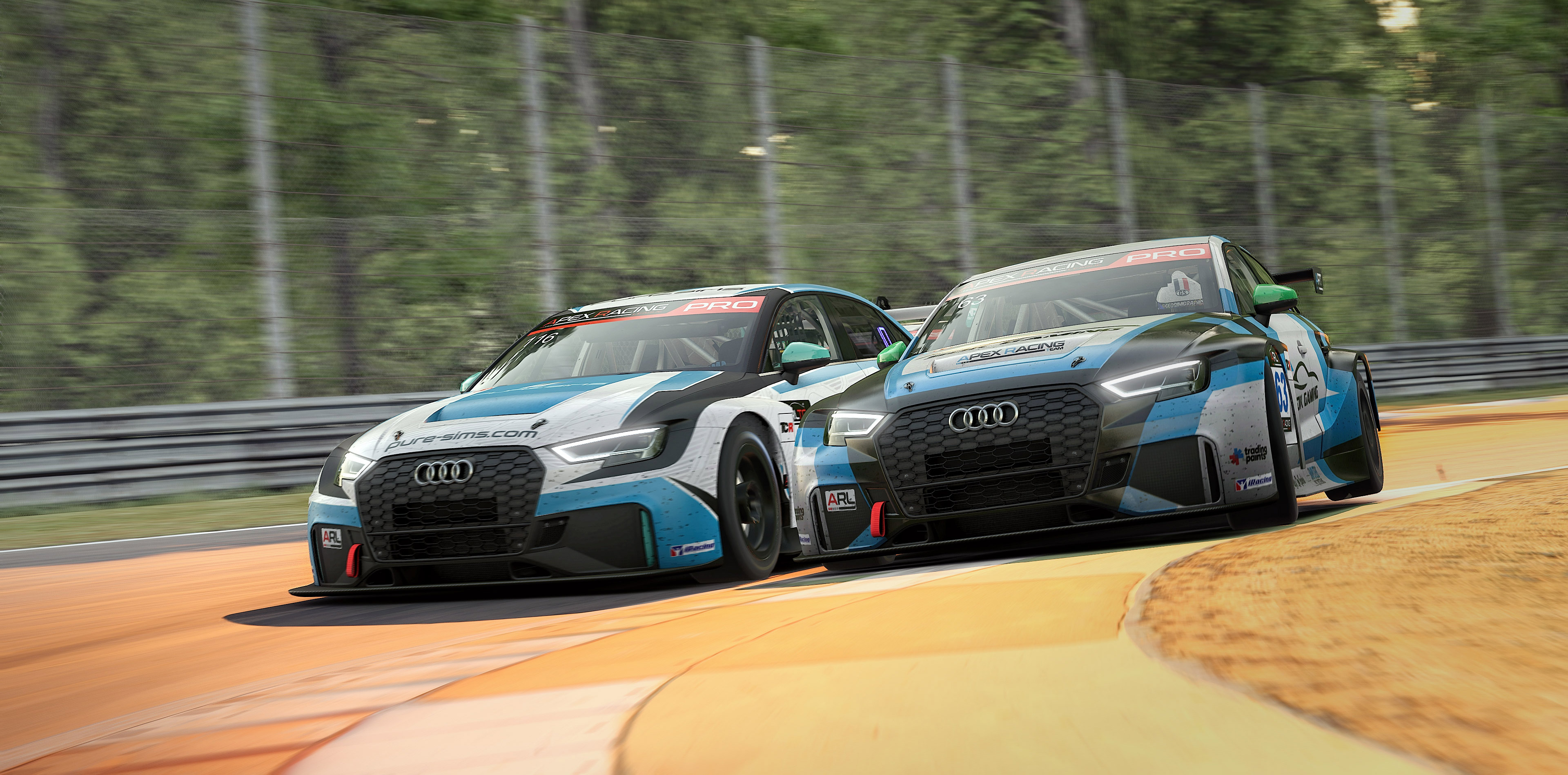 Apex Racing League Touring Car Championship | Round 11 at Monza