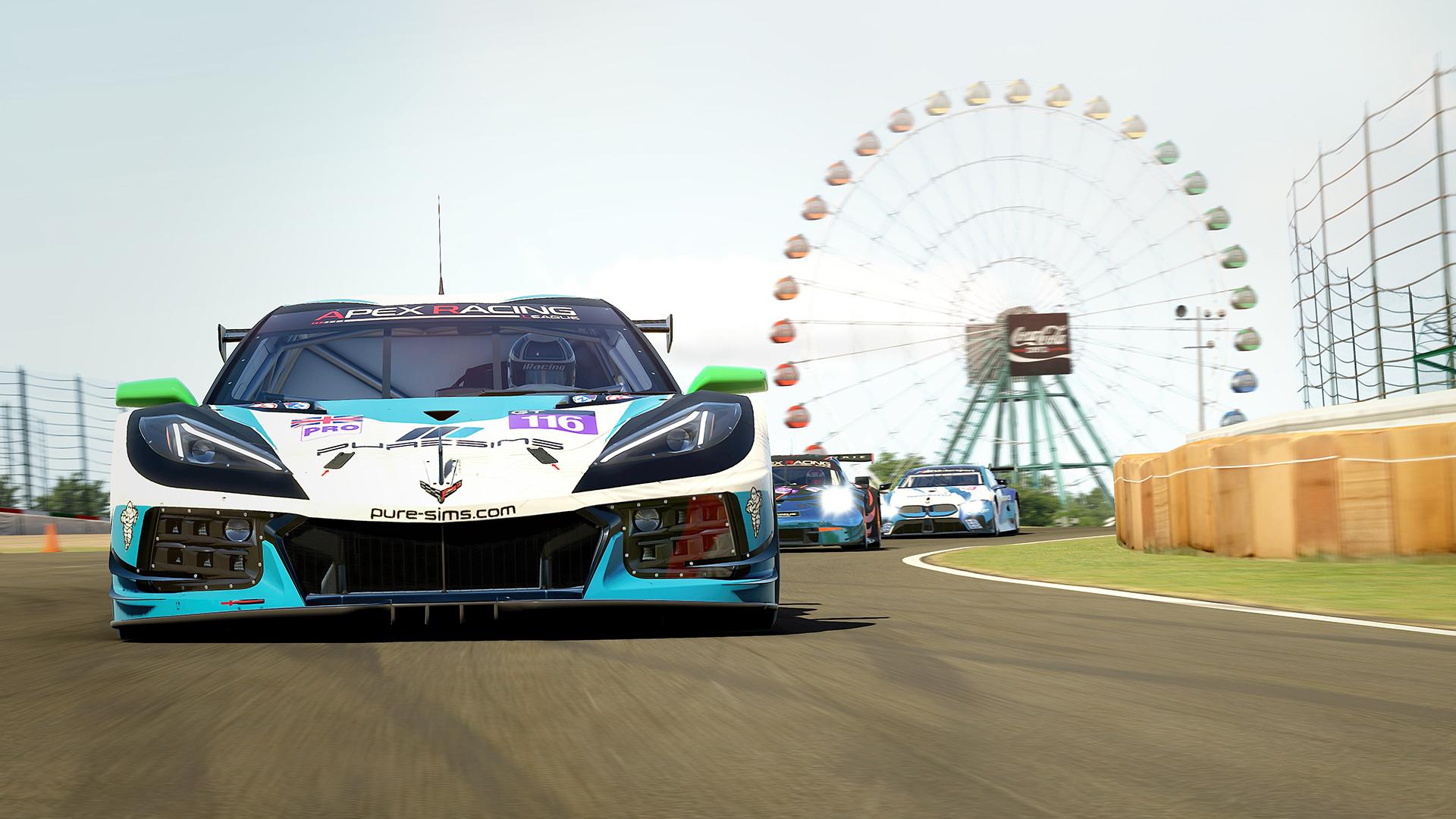 Apex Racing League GT Team Championship | Round 4 – Suzuka