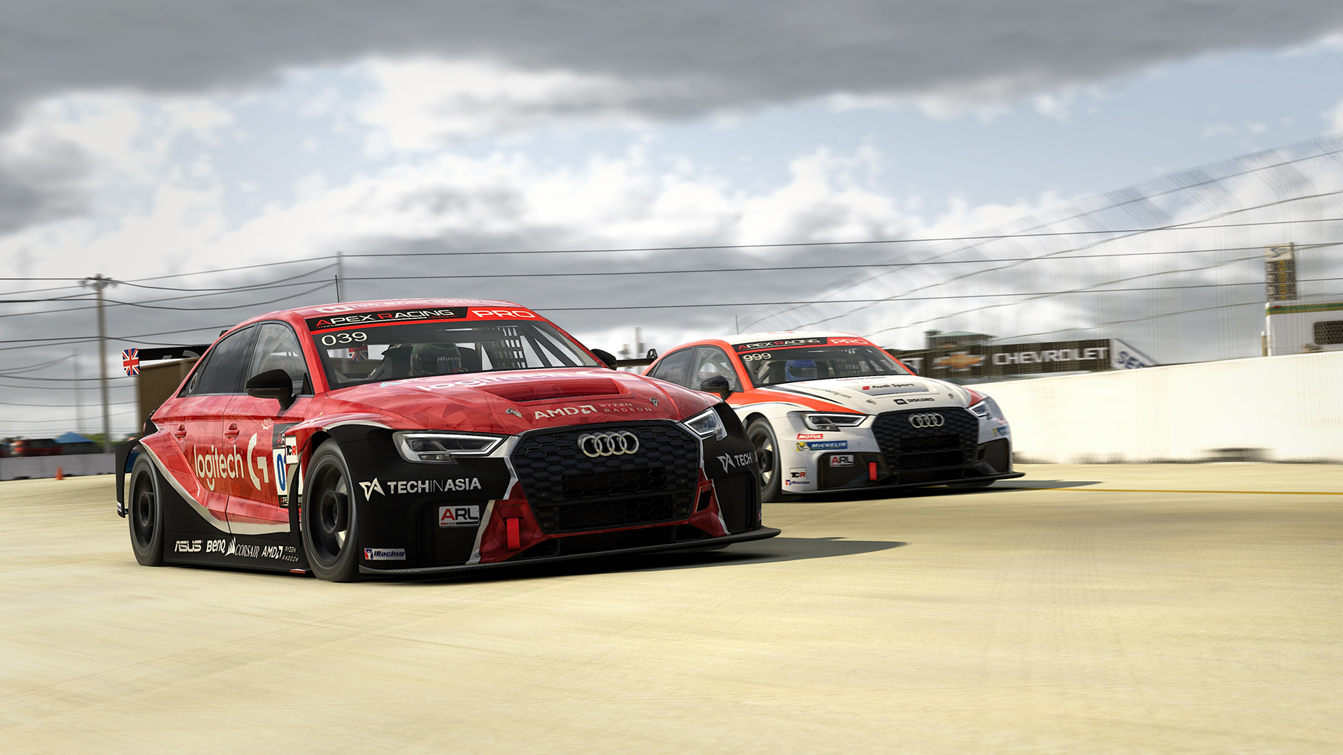 Apex Racing League Touring Car Championship | Round 13 at Sebring