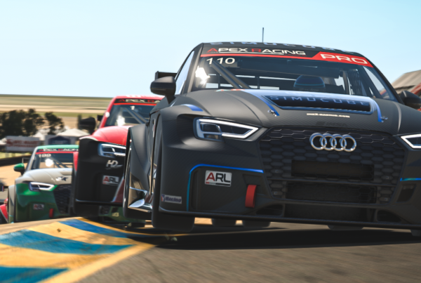 Apex Racing League Touring Car Championship | Round 3 at Sonoma