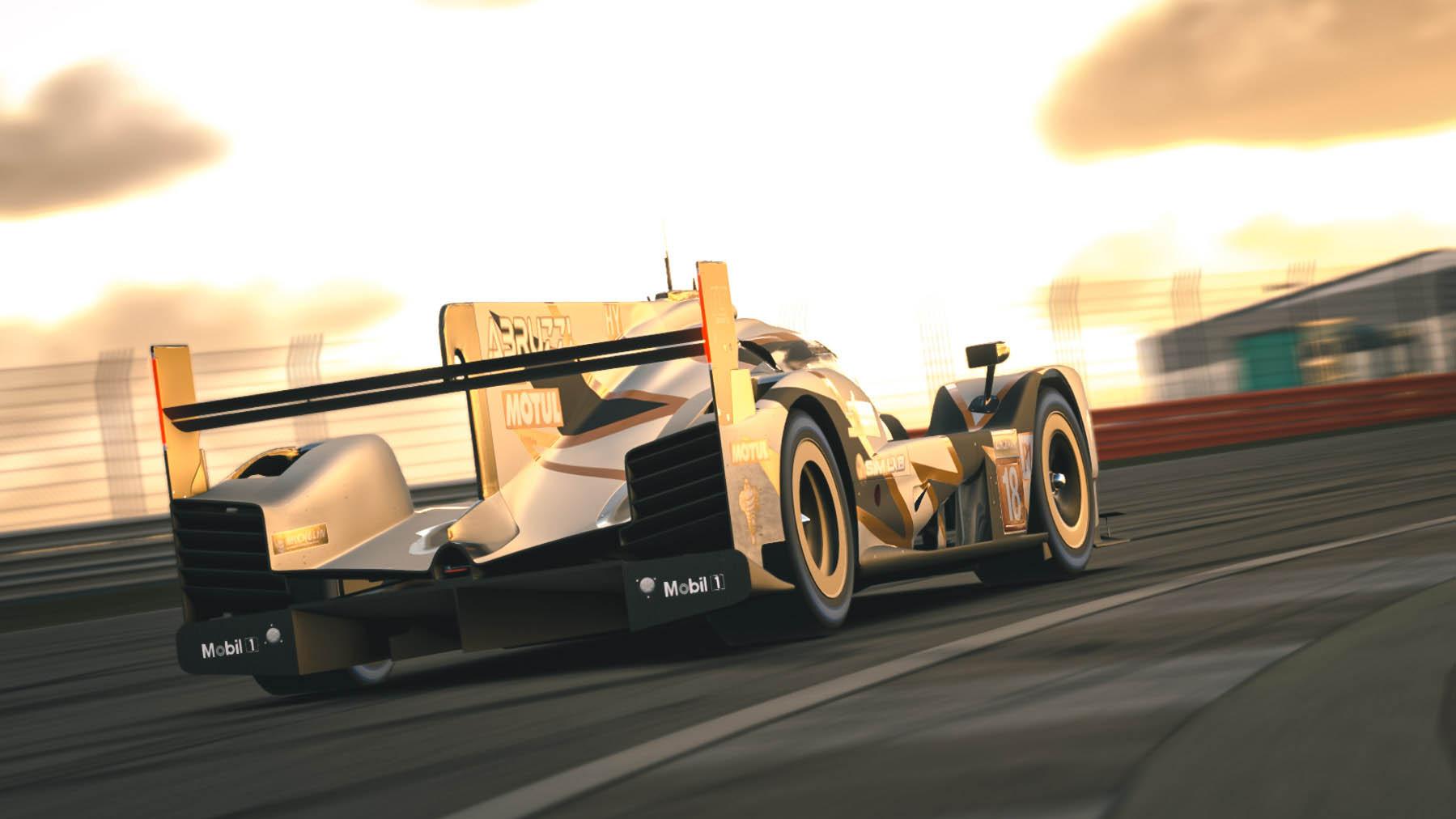 iRacing Prototype Championship