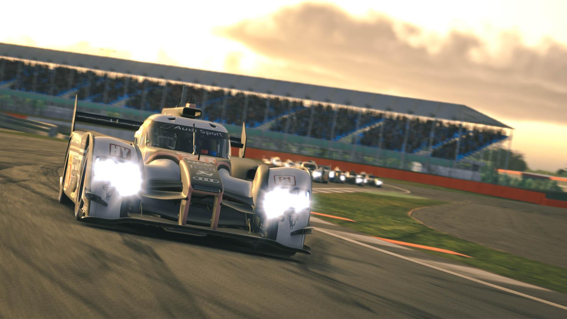 Apex Racing League Prototype Championship  Season 1 | Round 1 Silverstone
