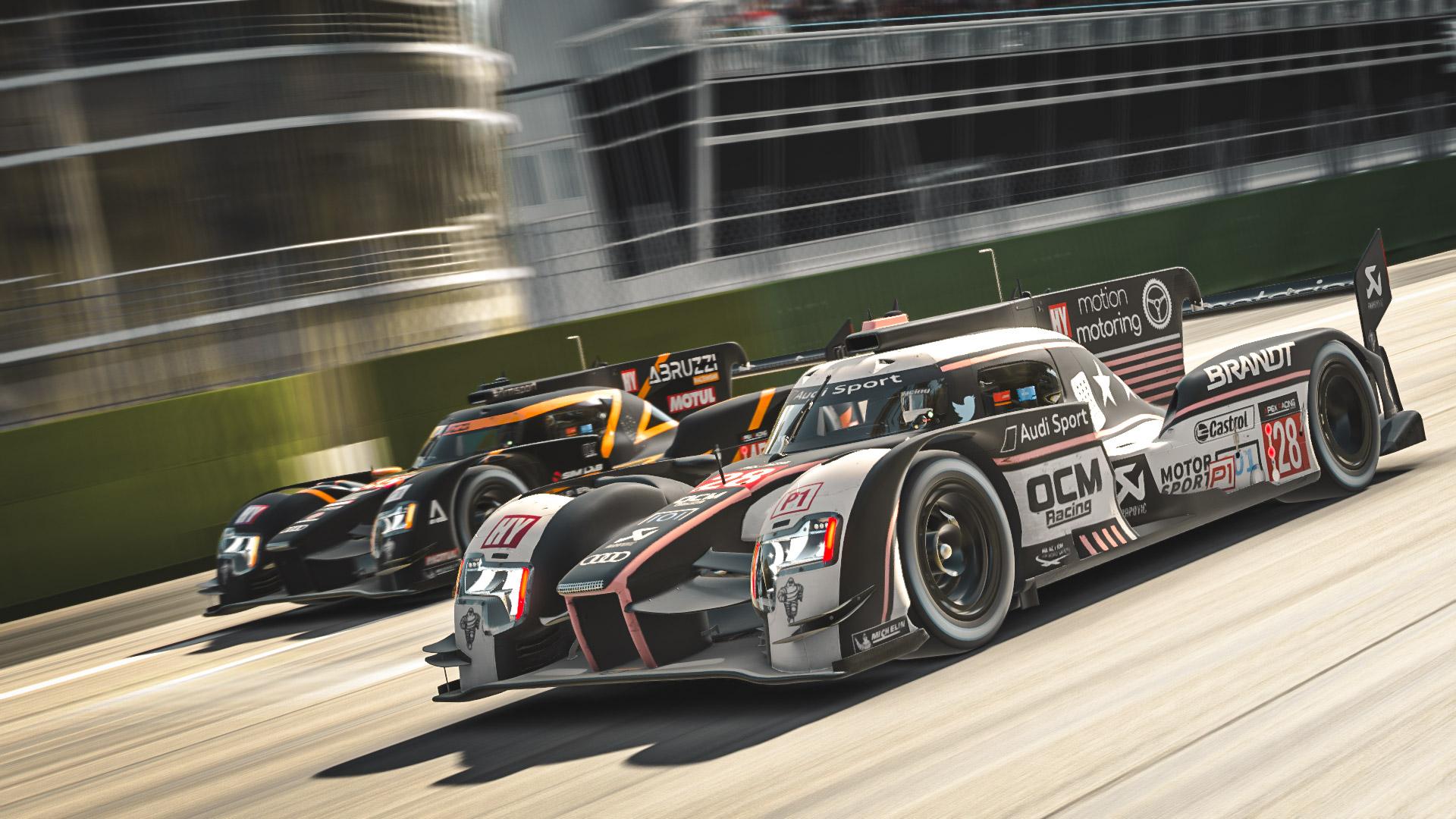 Apex Racing League Prototype Championship  Season 1 | Round 2 Monza