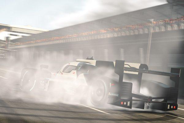 Apex Racing Prototype