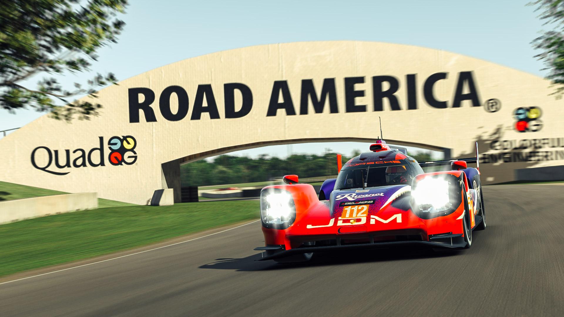 Apex Racing League Prototype Championship  Season 1 | Round 3 Road America
