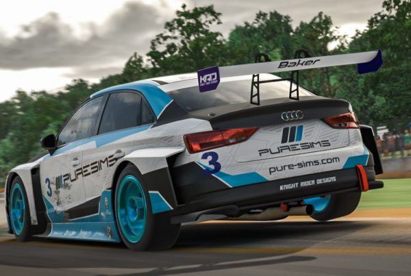 Apex Racing League Touring Car Championship Round 4