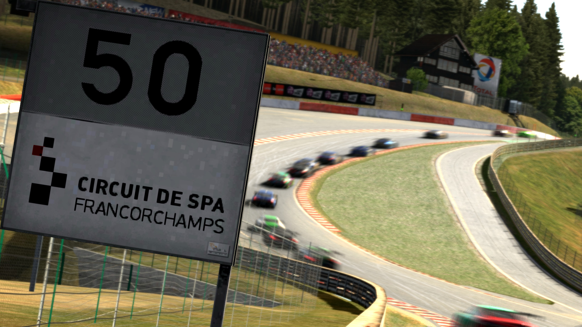 Apex Racing League GT Trophy | Round 1 – Spa