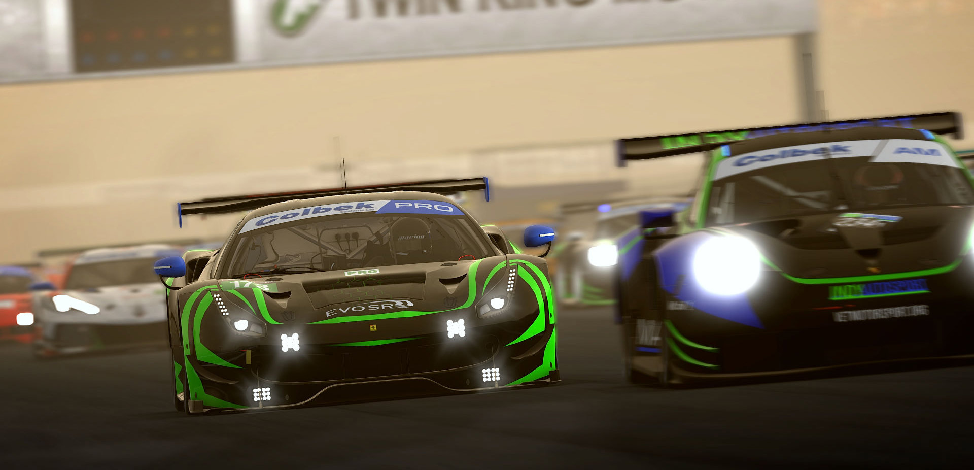 Apex Racing League GT Championship presented by Colbek | Round 4 – Motegi