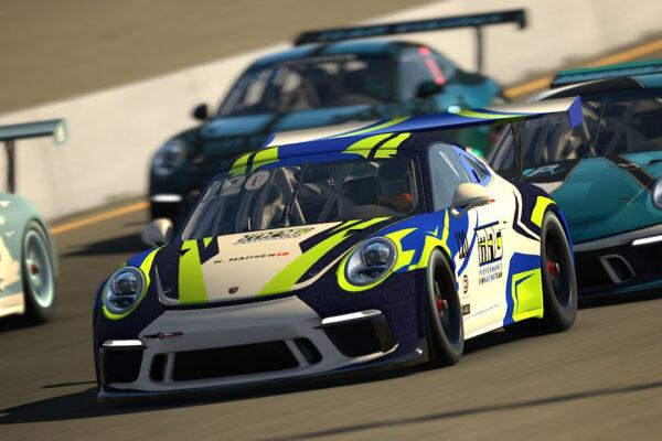 Academy Porsche Cup