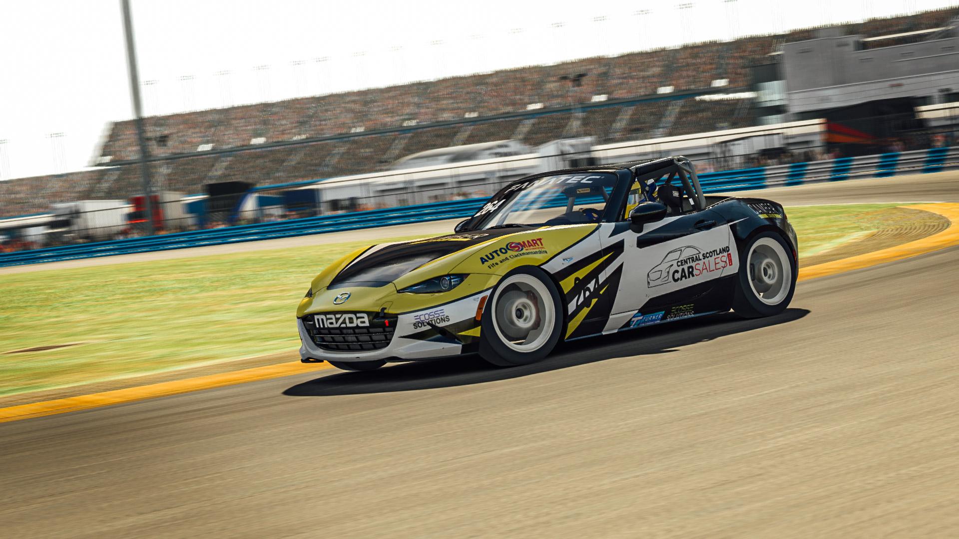 iRacing Mazda Cup