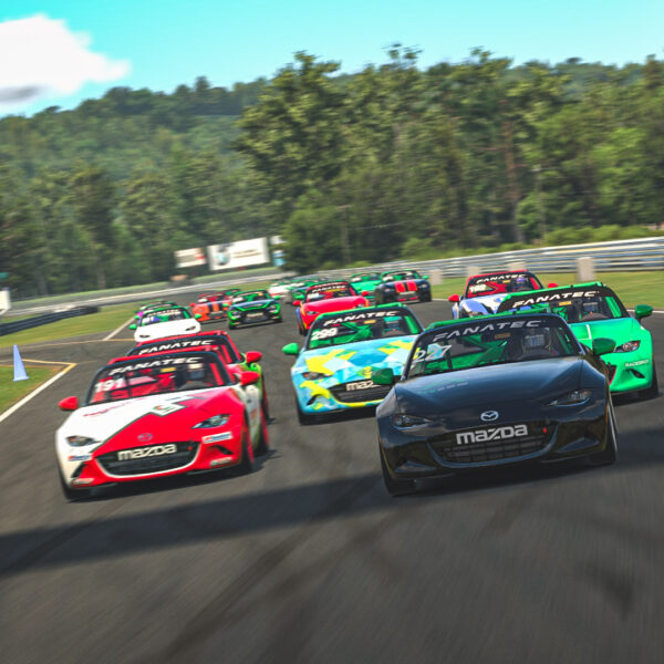 iRacing Mazda Cup Round