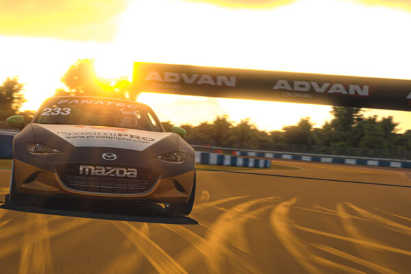 Mazda Cup Round 4