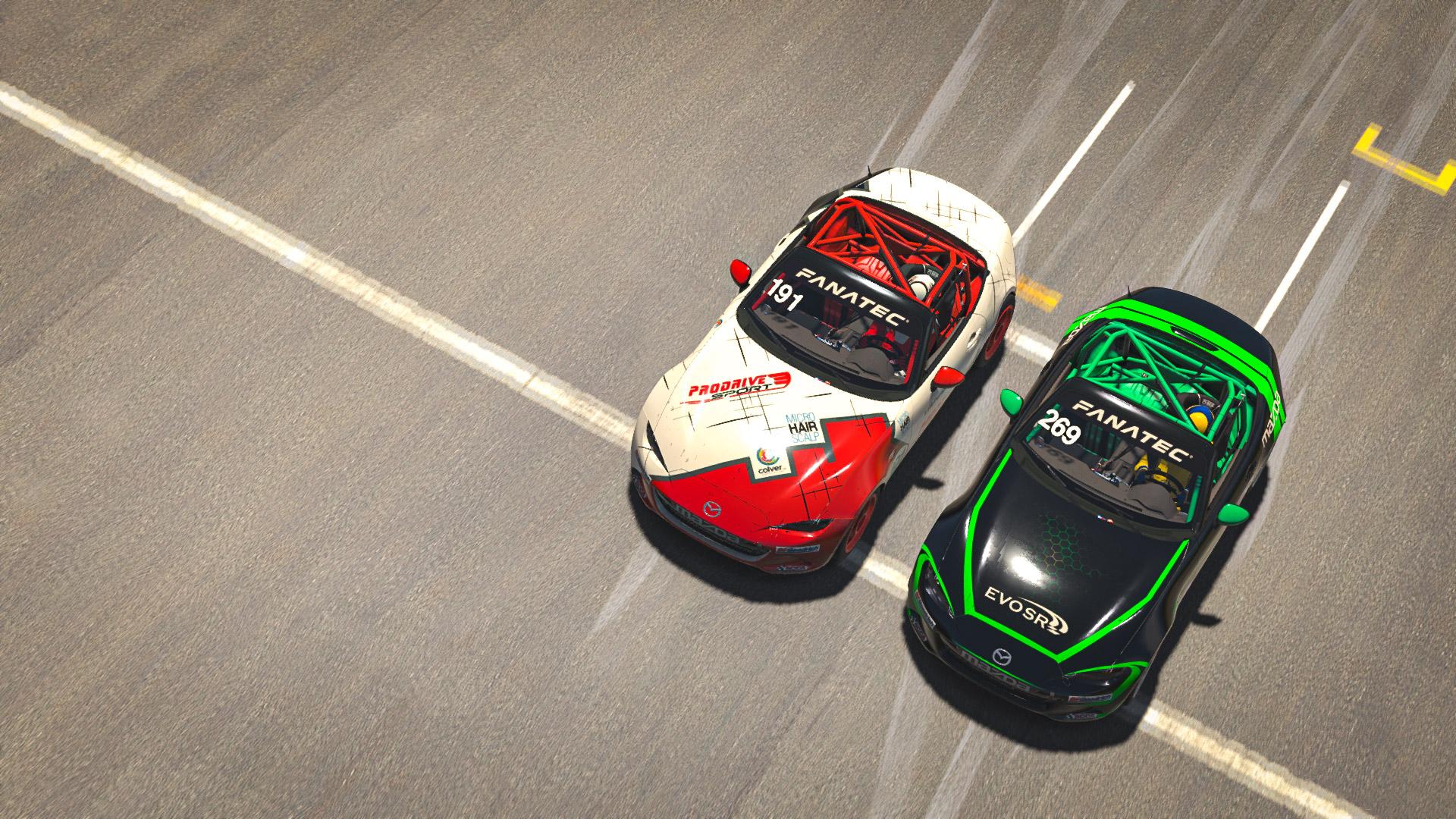 Apex Racing League Mazda Cup | Round 4 at Okayama