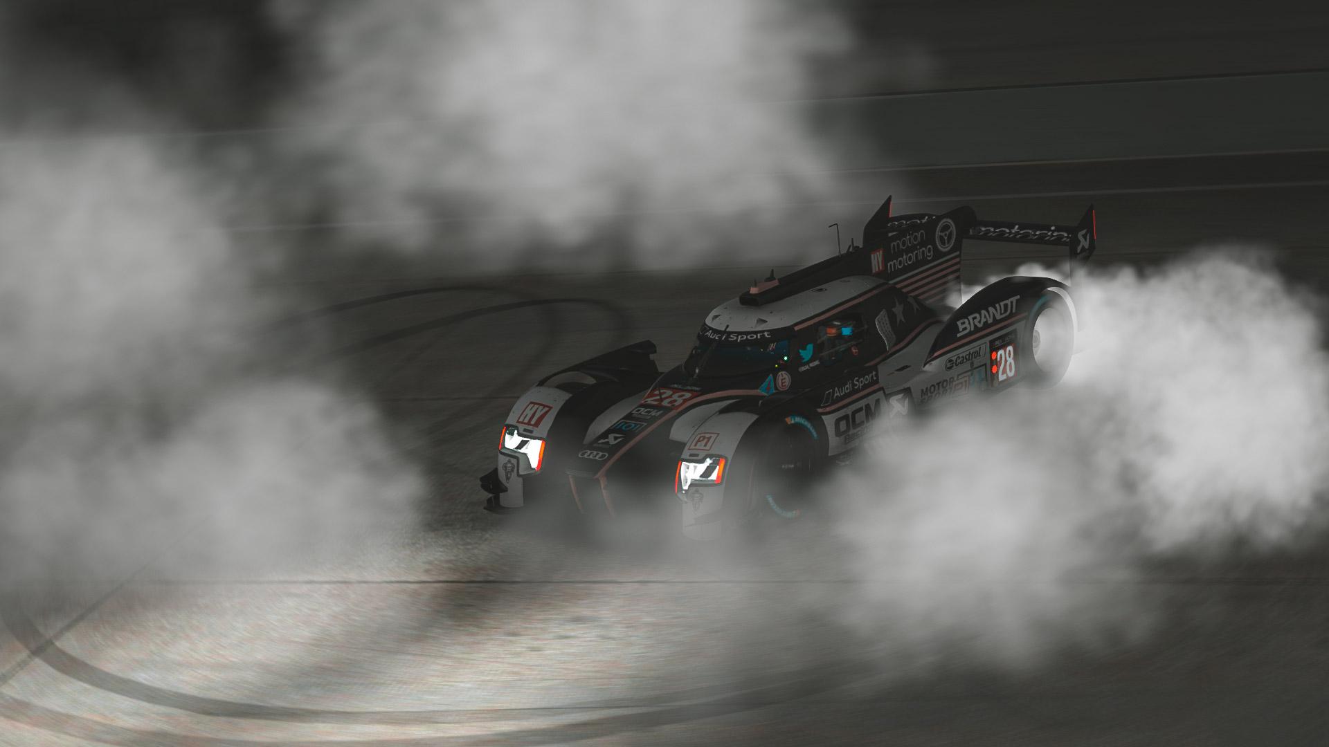 iRacing Prototype Championship Sebring