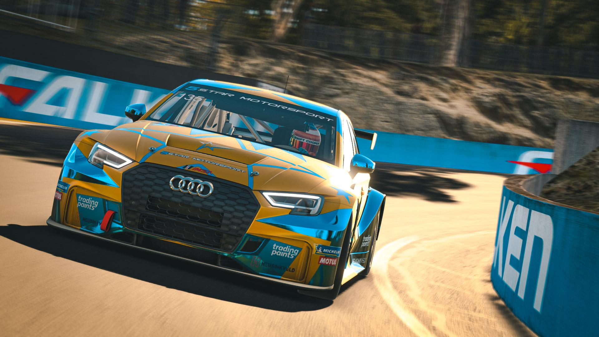 Apex Racing League Touring Car Championship | Round 7 at Bathurst