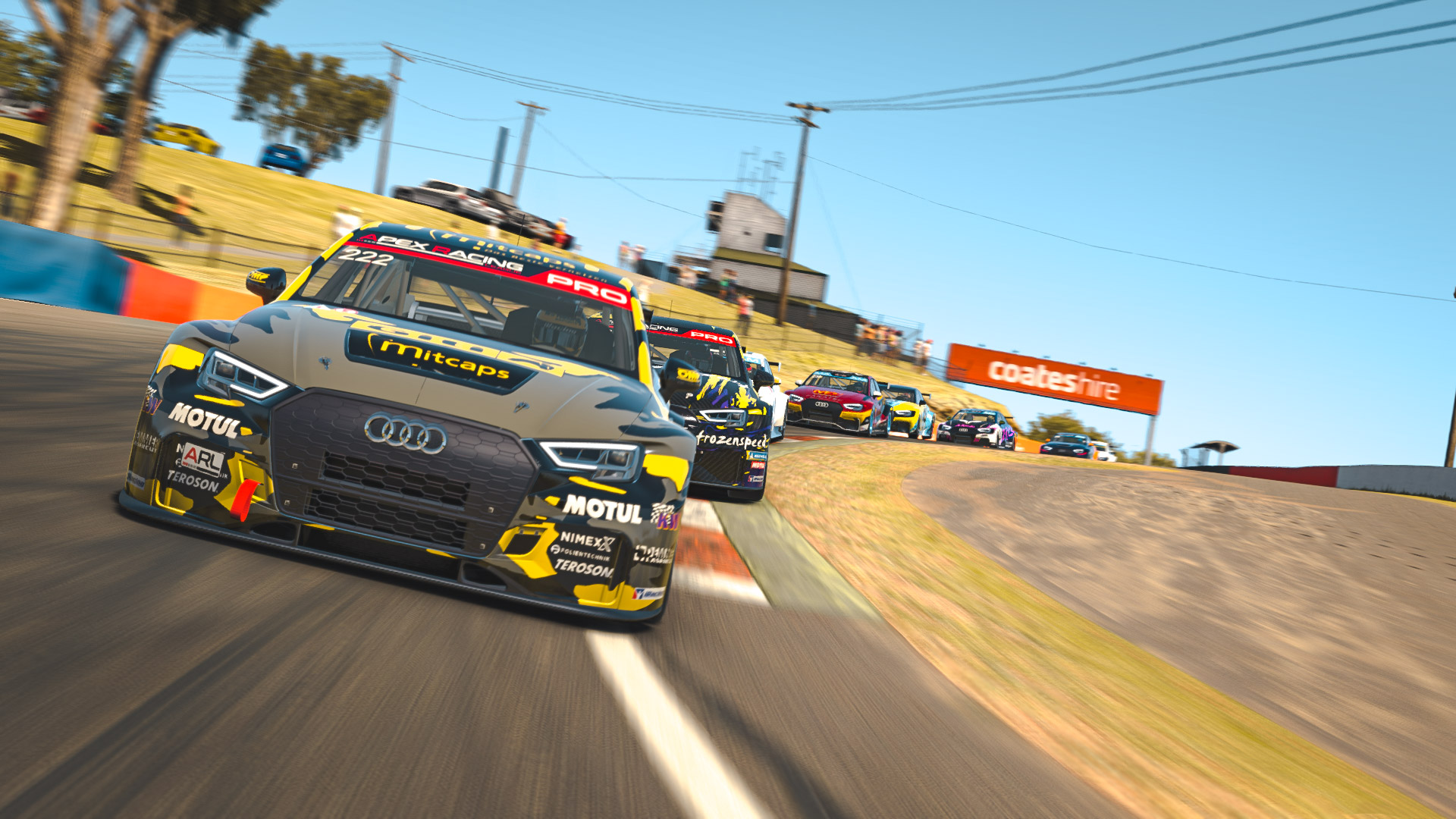iRacing Touring Car Championship