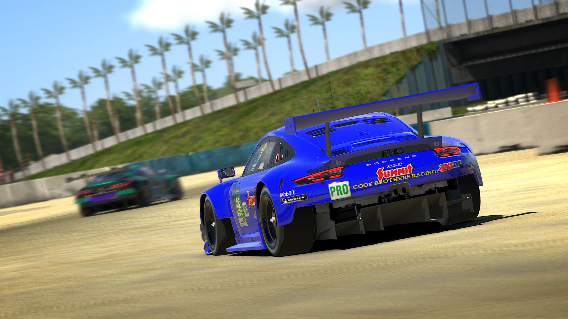 Apex Racing League GT R7