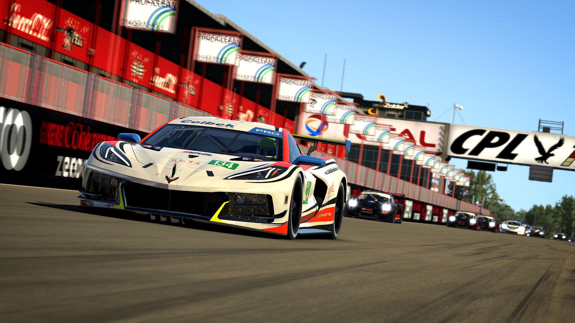Apex Racing League GT R5