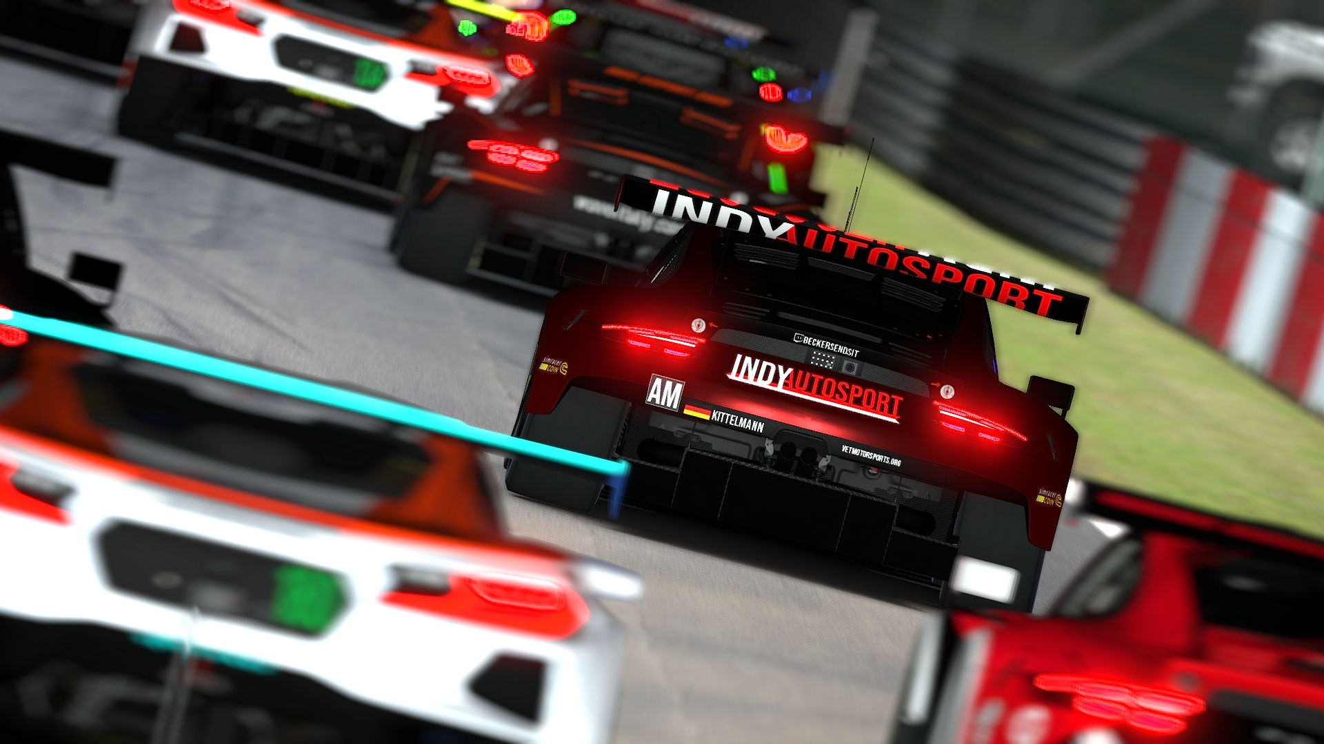 Apex Racing League GT Championship presented by Colbek   Round 5 – Zolder