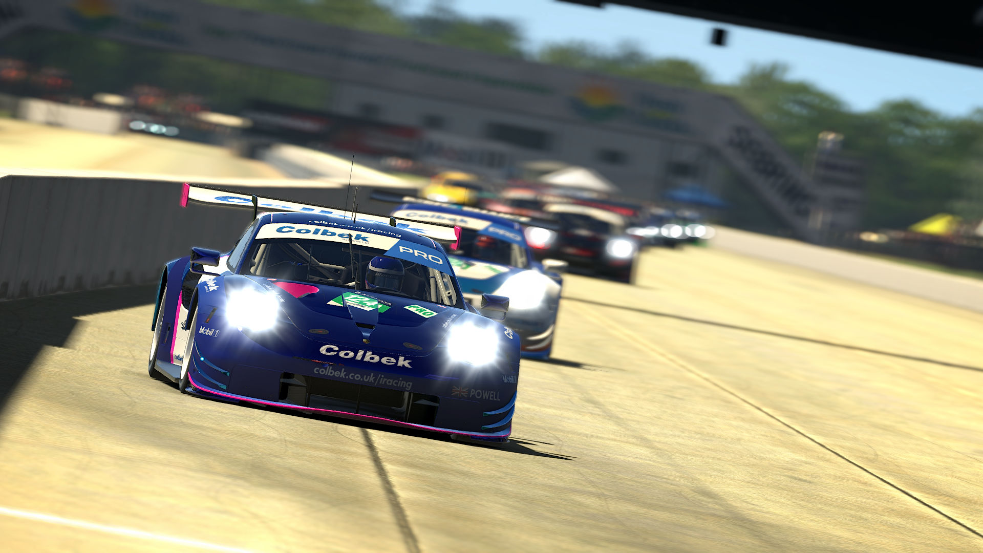 Apex Racing League GT Championship presented by Colbek | Round 7 – Sebring
