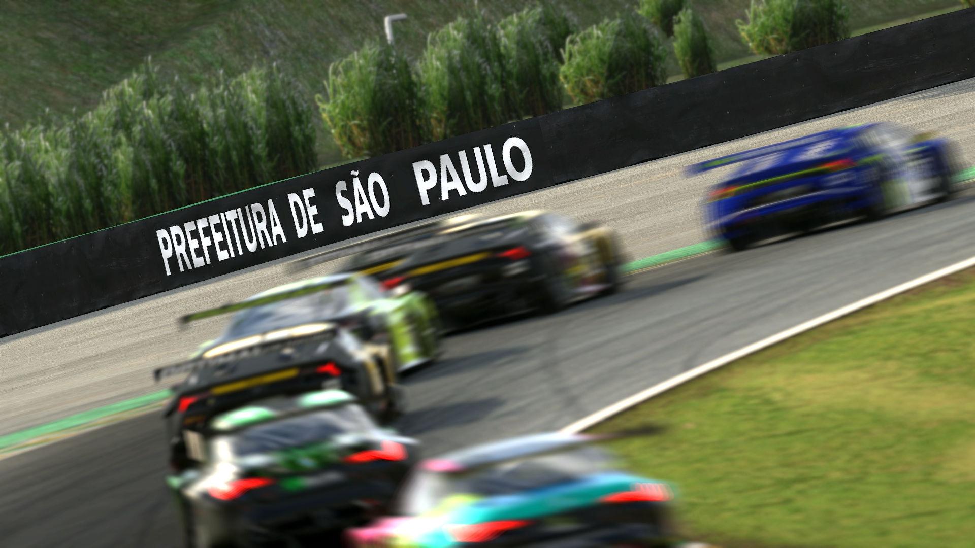 Apex Racing League GT Trophy | Round 2 – Interlagos