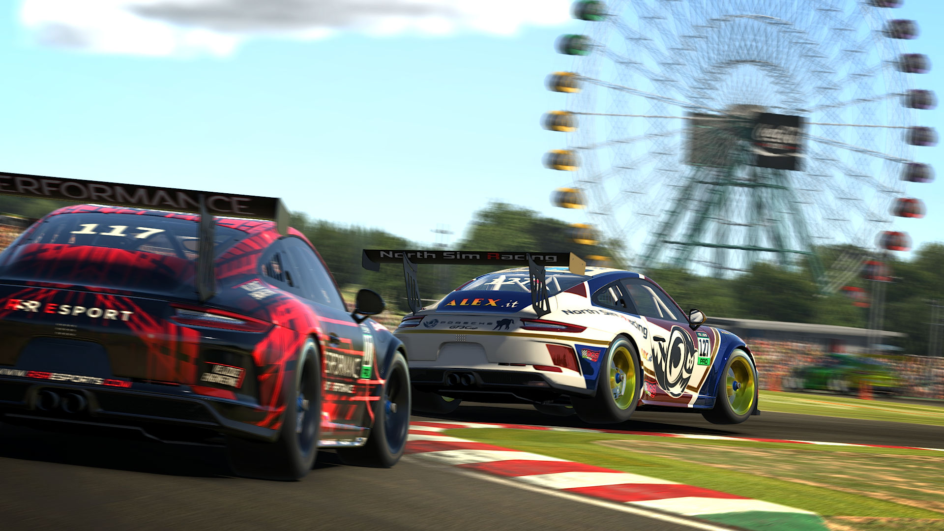 Apex Racing Academy Porsche