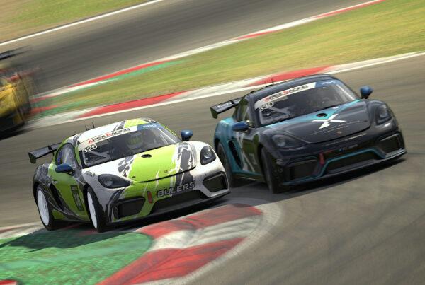 iRacing Apex Racing