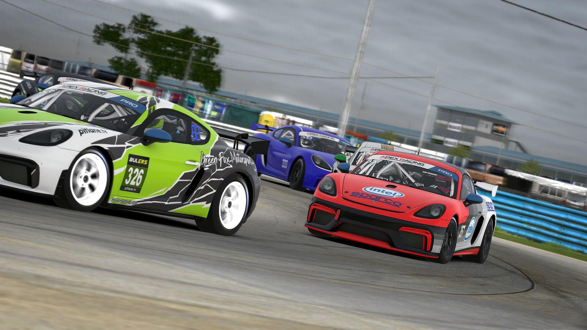 Apex Racing League GT Trophy | Round 4 – Sebring
