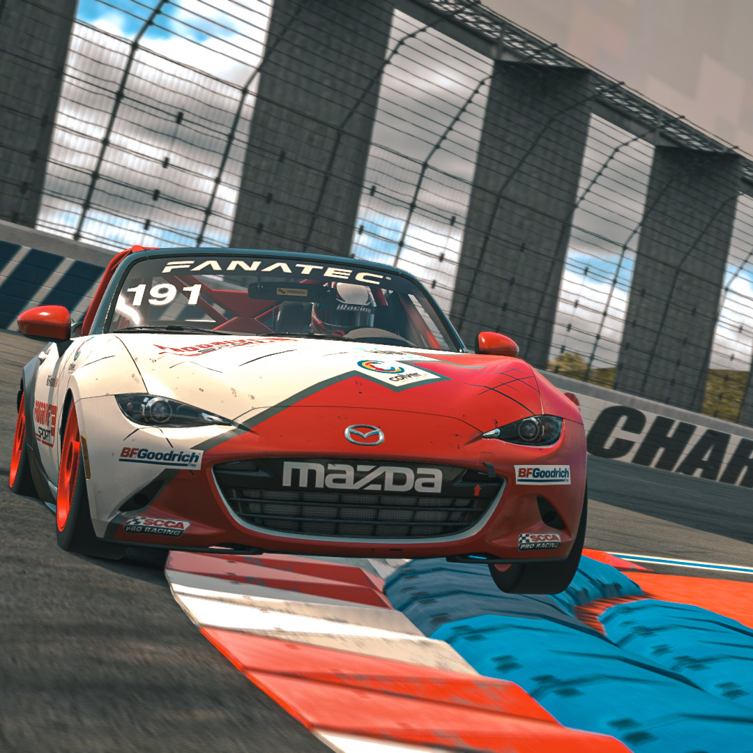 iRacing Mazda Cup Round 5