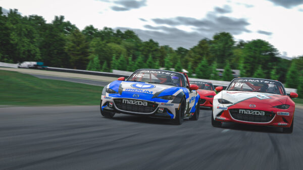 Mazda Cup Round 6
