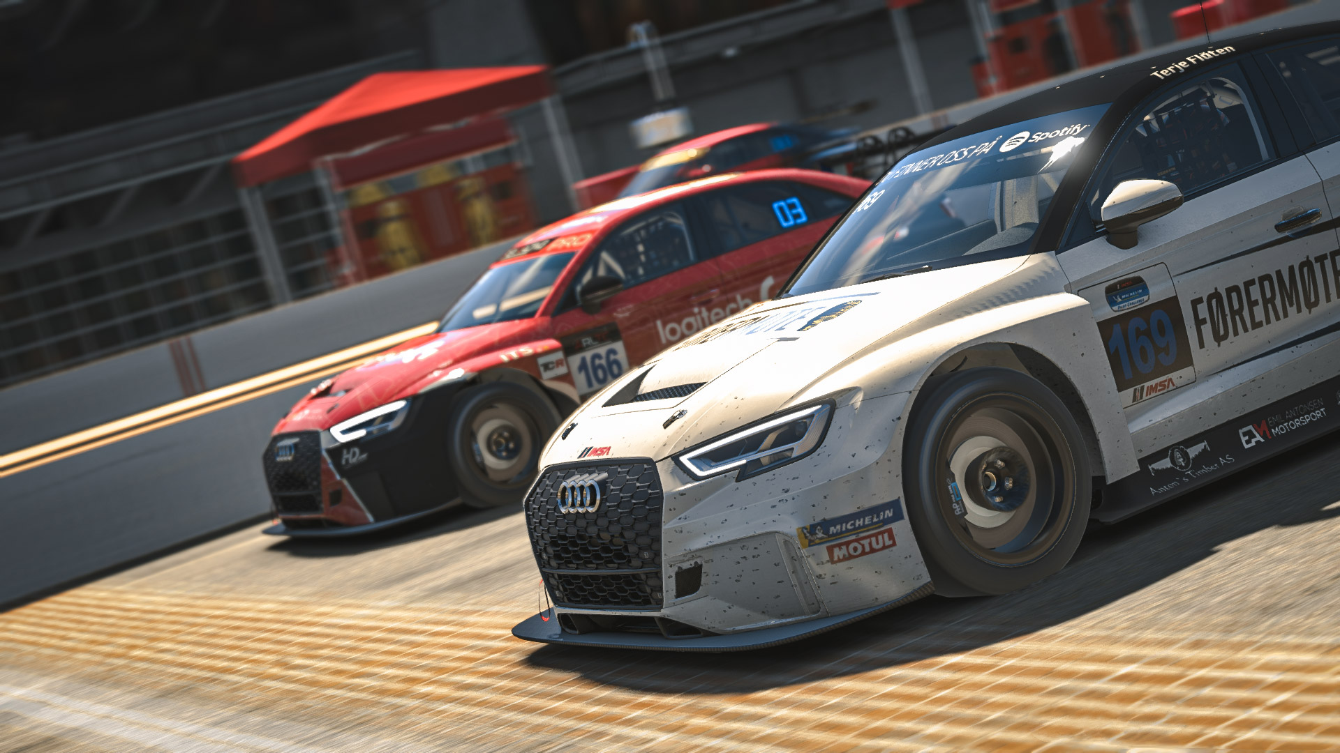Apex Racing League Touring Car Championship | Round 10 at Indianapolis