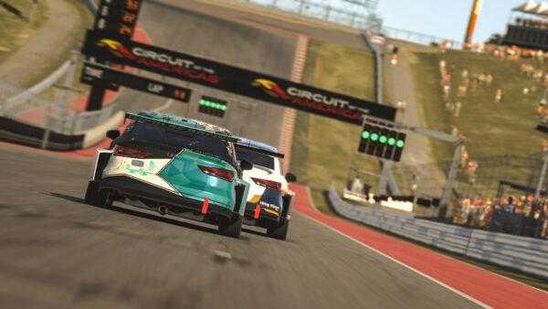 Apex Racing League iRacing Touring Car