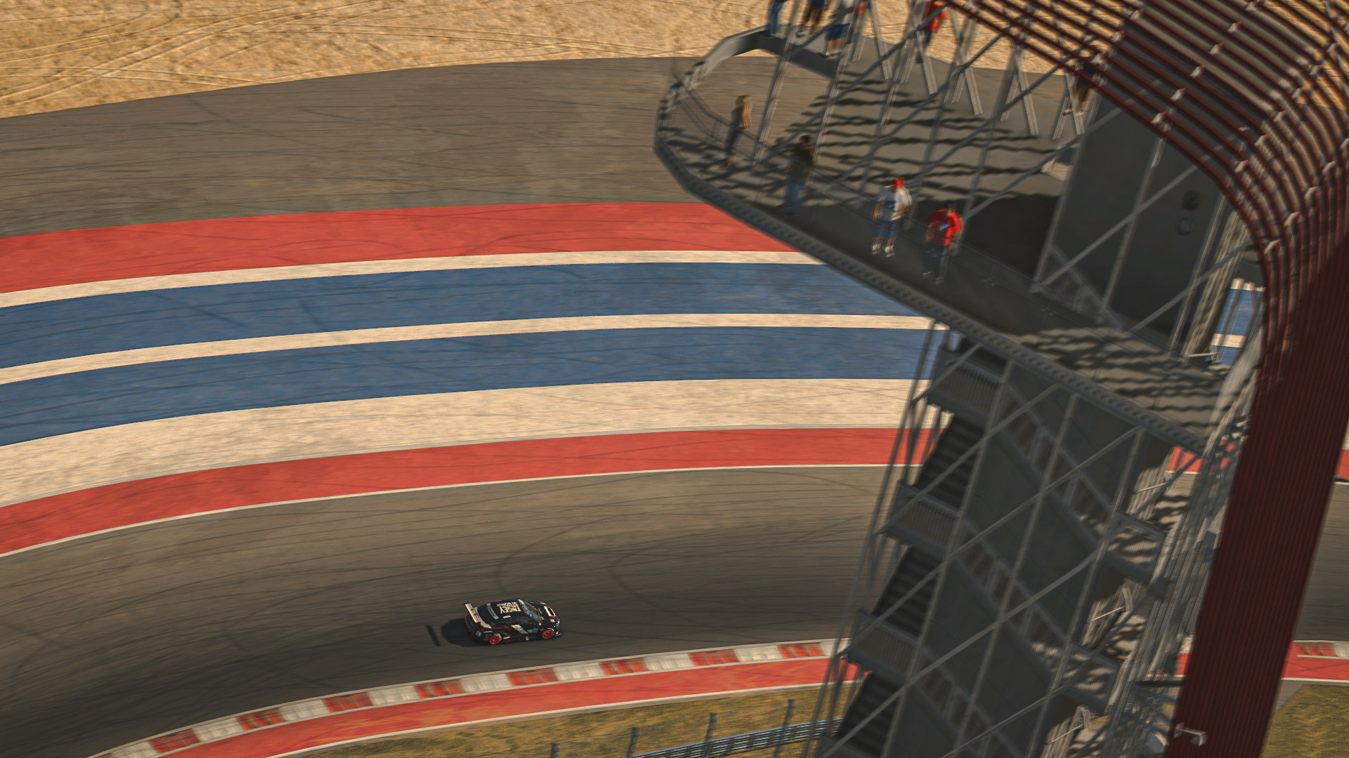Apex Racing League Touring Car Championship | Round 12 at COTA