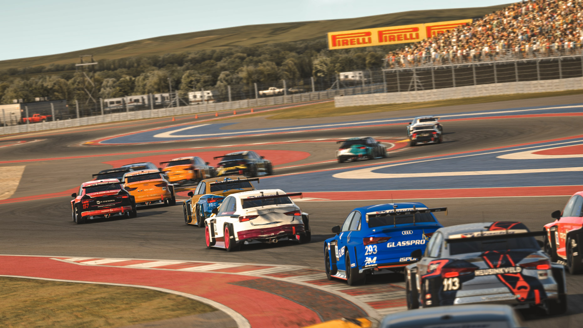 Apex Racing League iRacing Touring Car