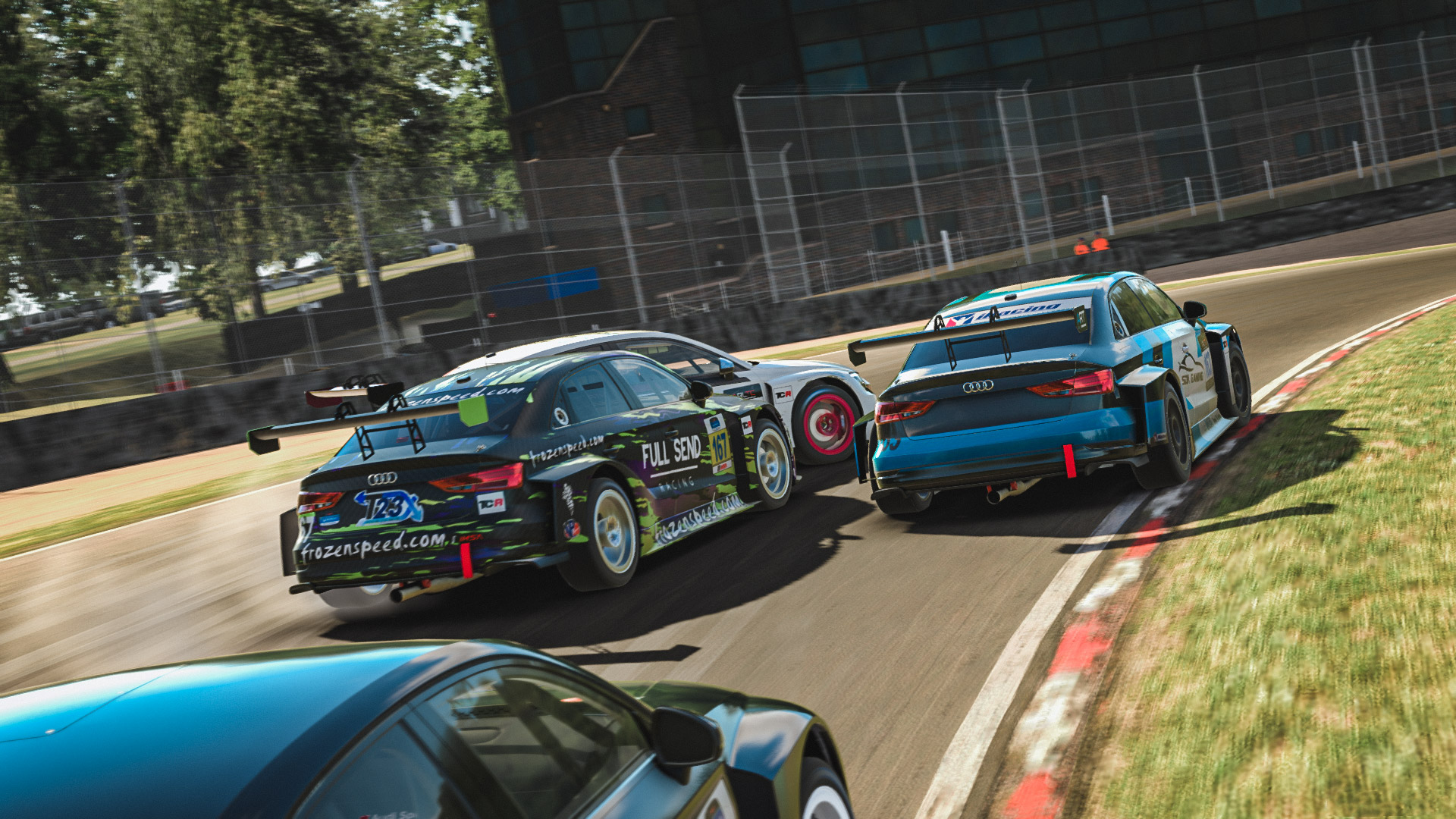 Touring Car Championship R9