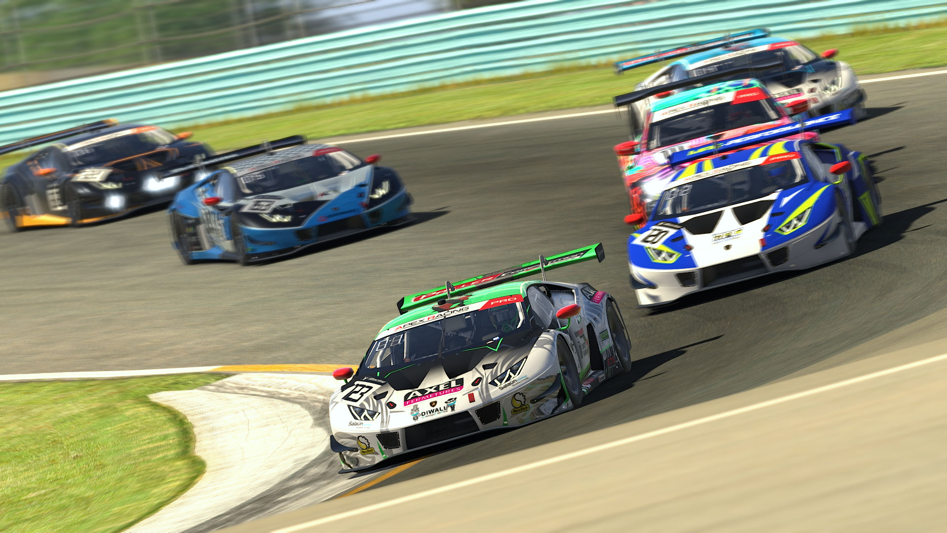 Apex Racing League GT Trophy | Round 7 – Watkins Glen
