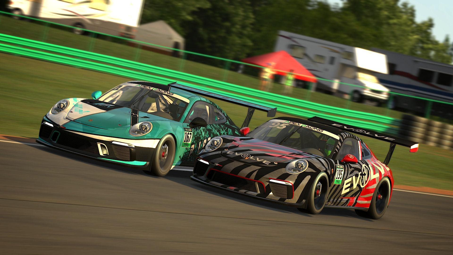 Porsche Cup S2 R9
