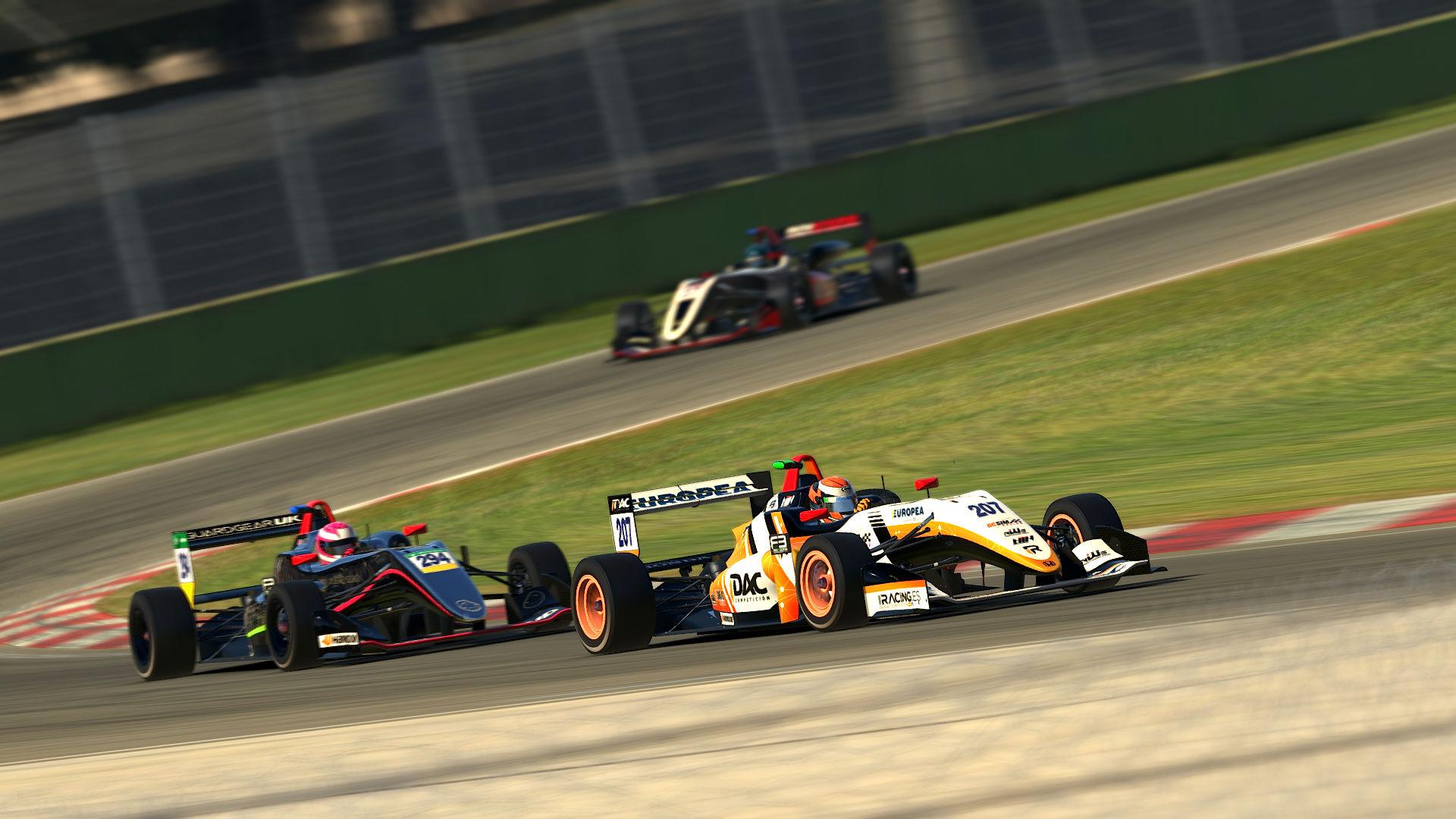 Apex Racing Academy F3 VRS Super Series | Round 2 Imola