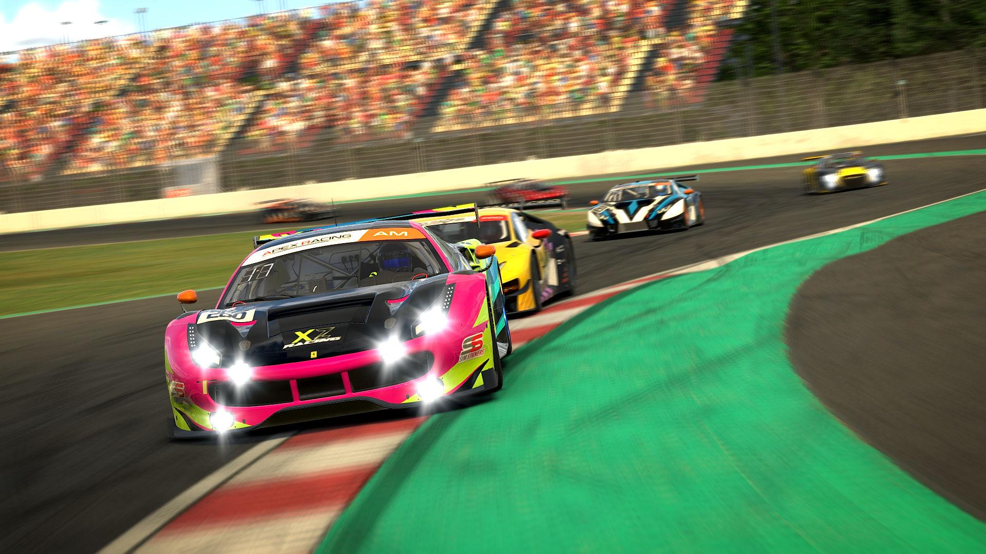 Apex Racing League GT Trophy | Round 6 – Catalunya