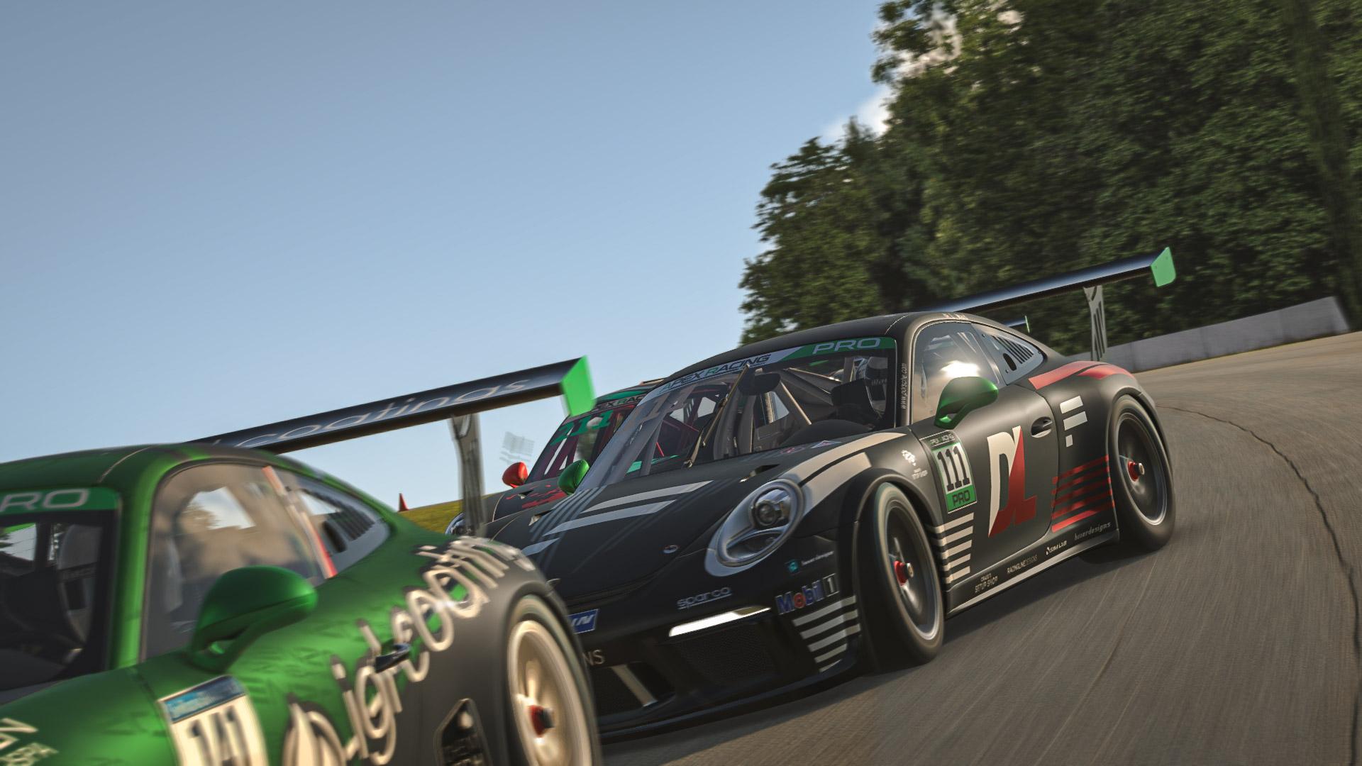 Apex Porsche Cup