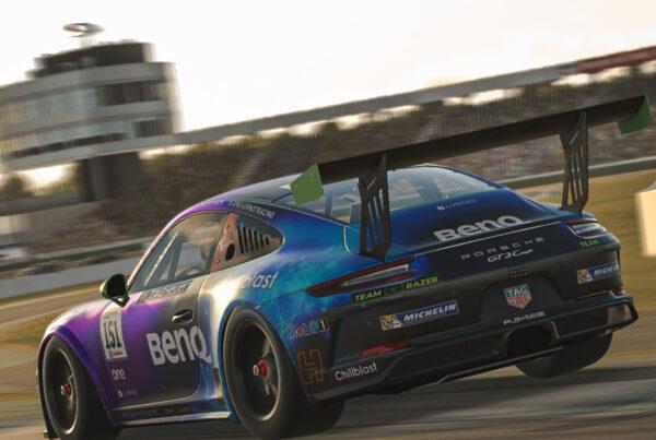 Porsche Cup Williams Esports