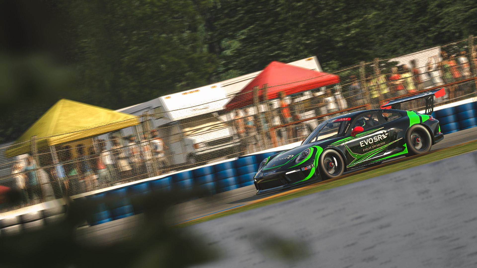 Apex Racing Academy Porsche Cup Championship Season 3 | Round 3 Road Atlanta