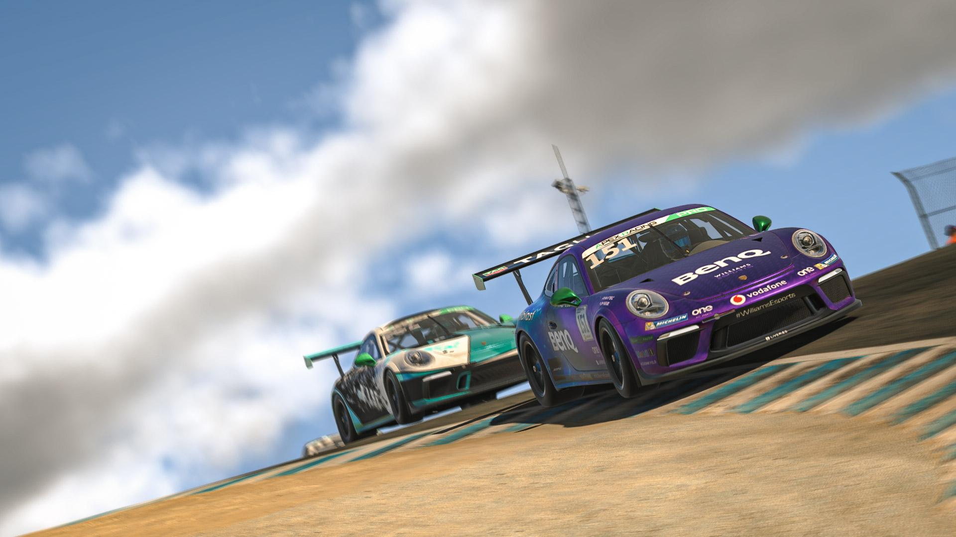 Apex Porsche Cup R4