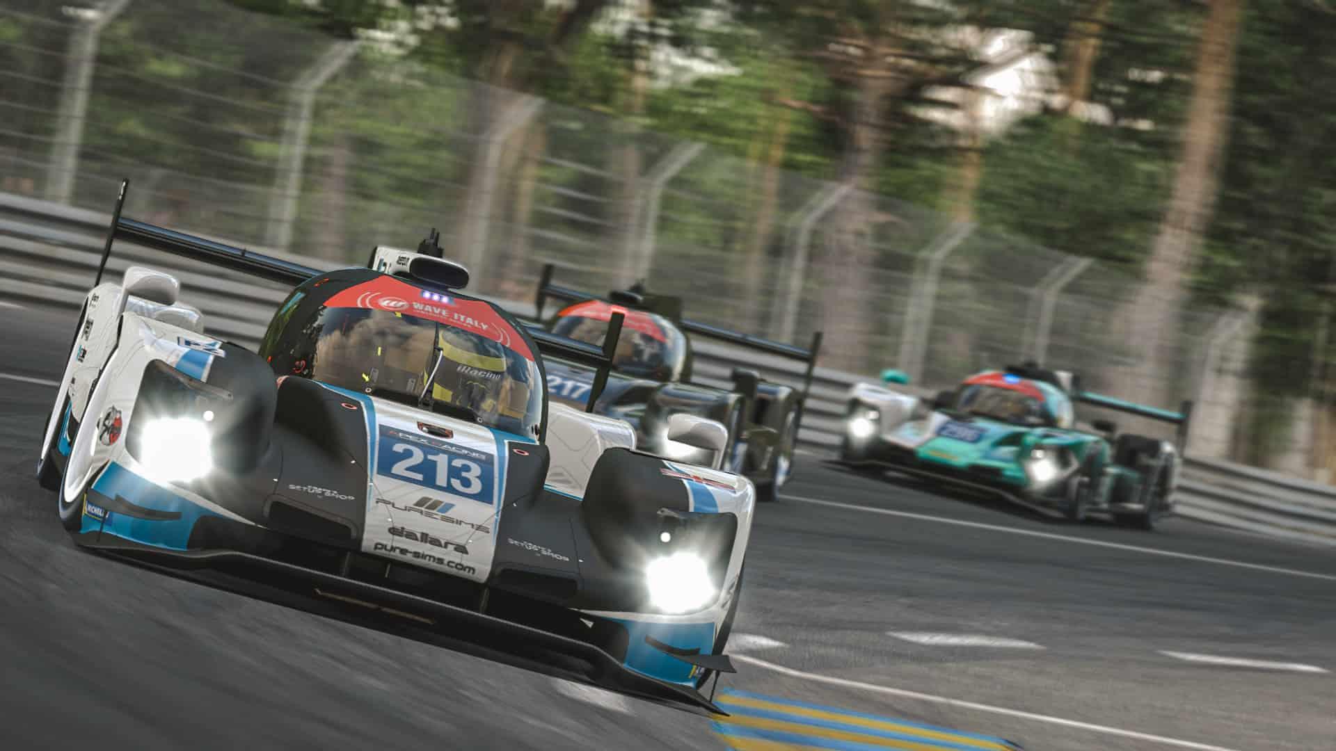 Wave Italy Apex Racing League Prototype Championship Season 2 | Round Three – Le Mans