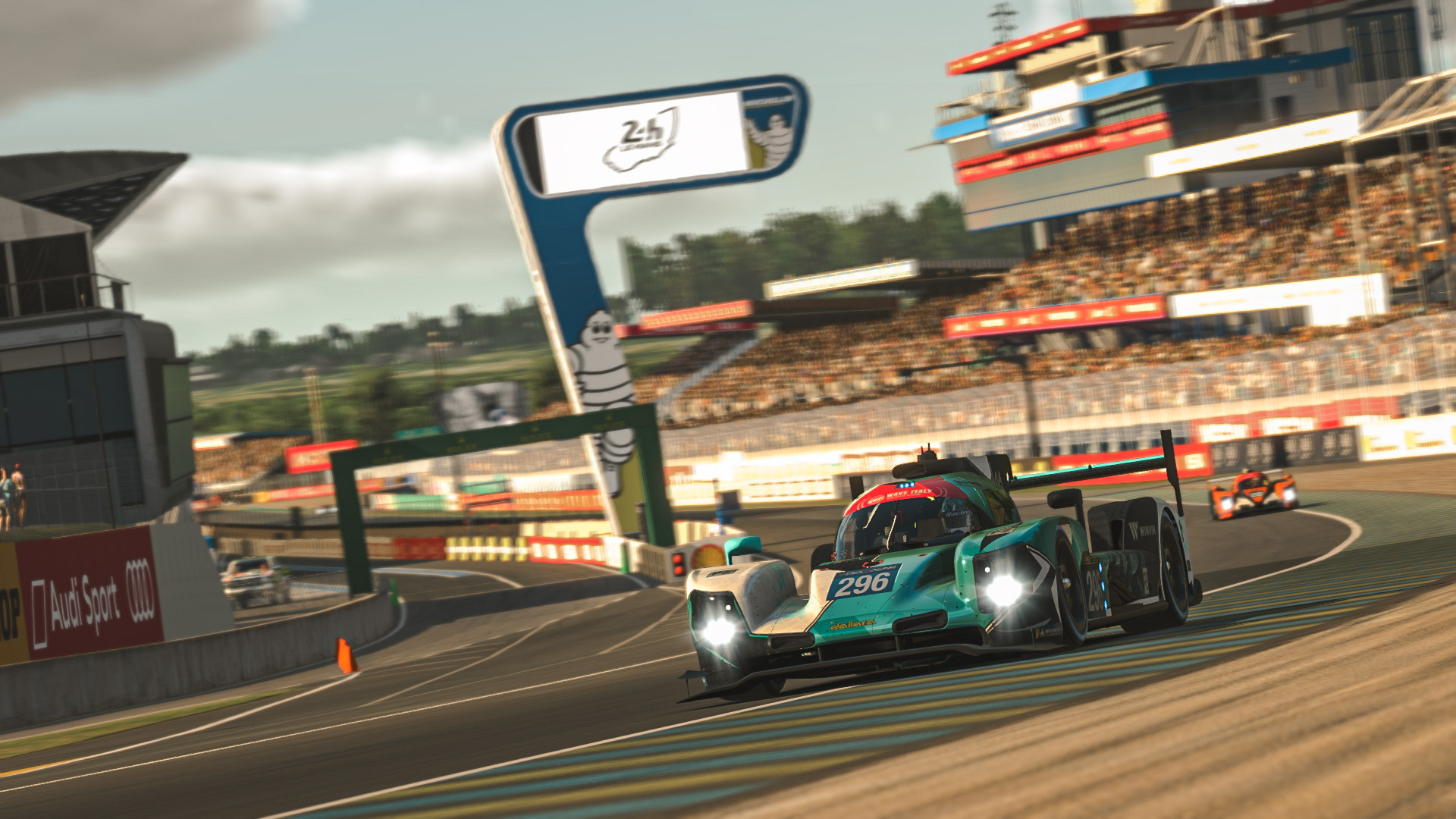 Wave Italy Le Mans