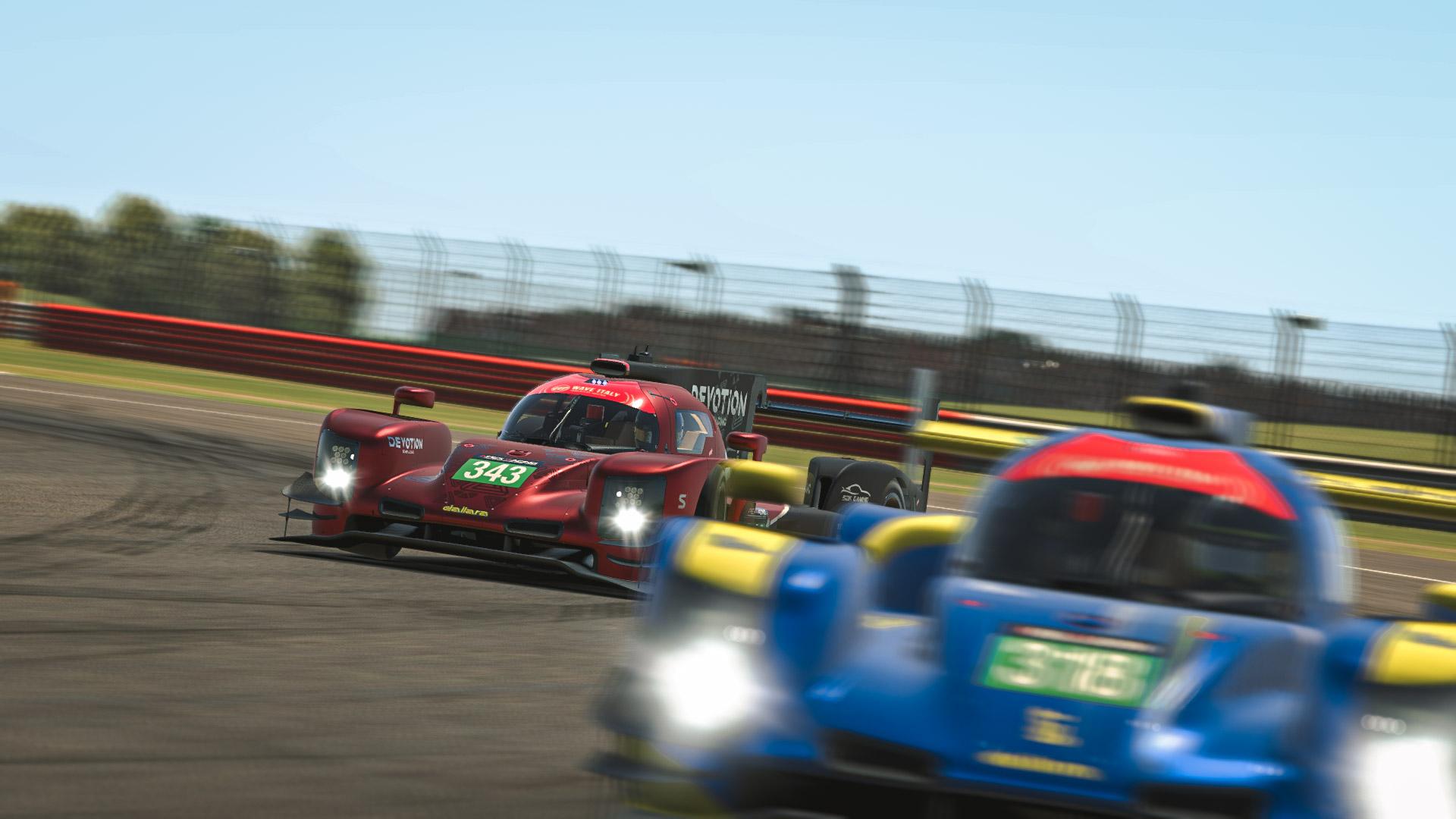 Wave Italy Apex Racing League Prototype Championship Season 2   Round Four – Silverstone