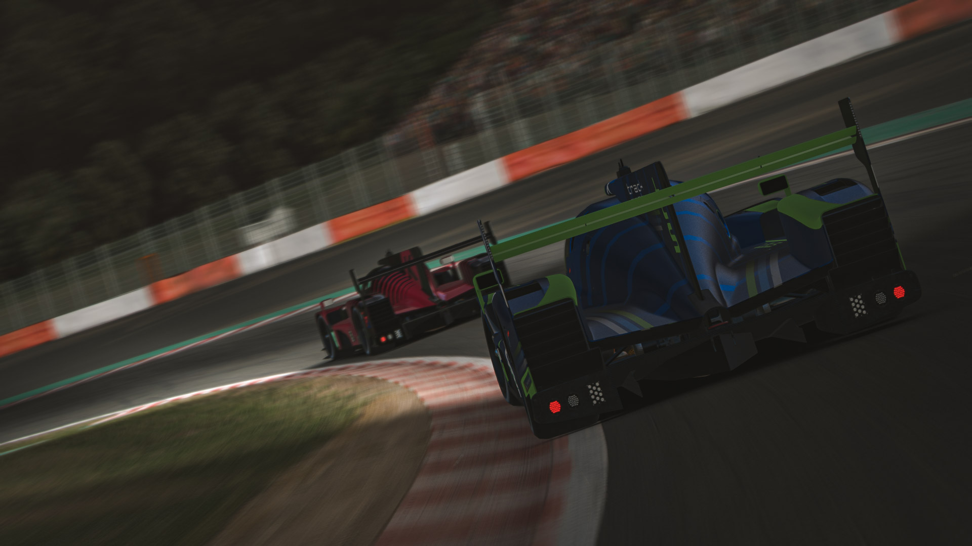 Wave Italy Apex Racing League Prototype Championship Season 2 | Round Five – Spa Francorchamps