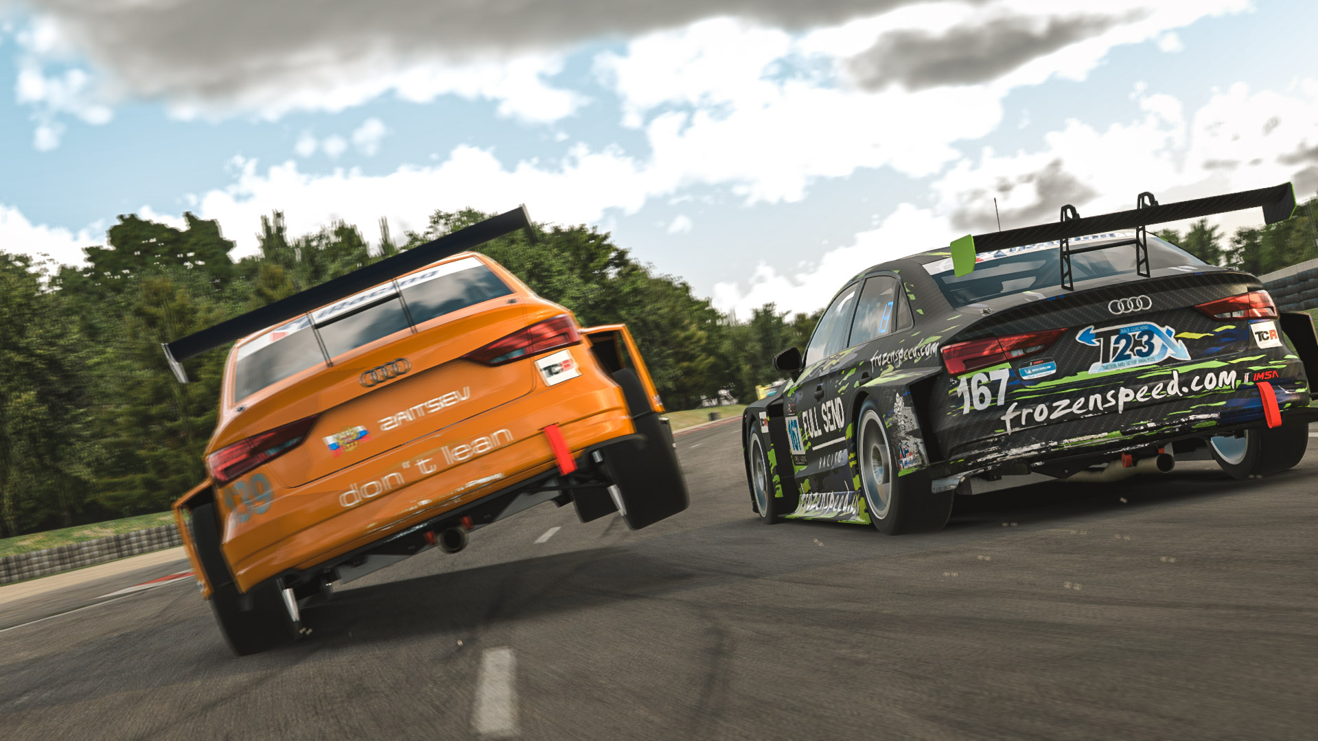 Apex Racing League iRacing Touring Car Championship | Round 13 at Summit Point