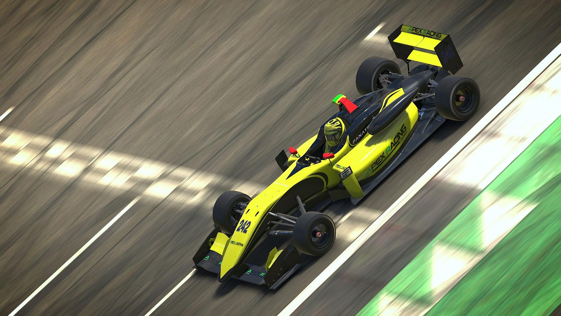 Apex Racing Academy F3 VRS Super Series   Round 6 Silverstone