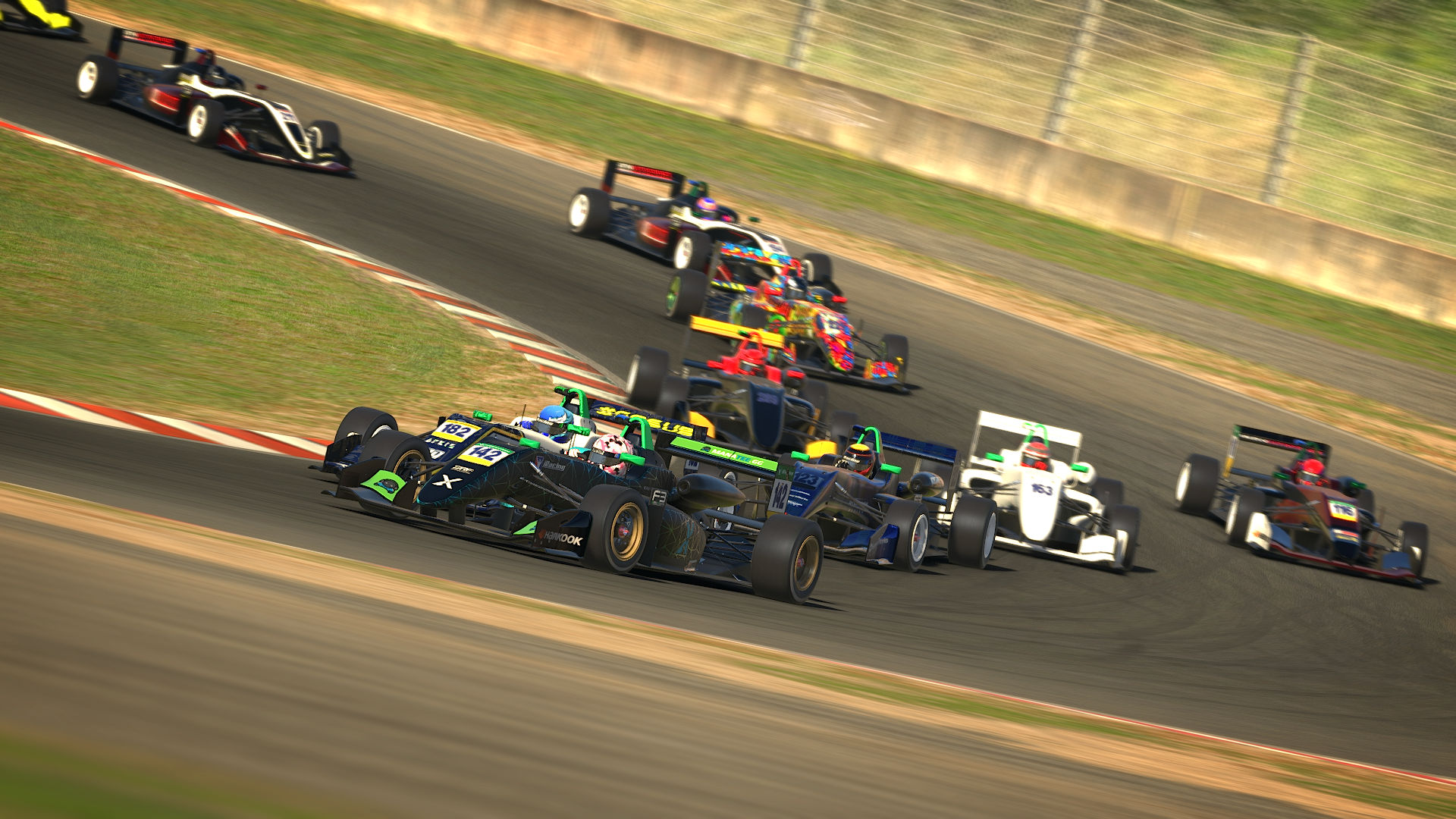 Apex Racing Academy F3 VRS Super Series   Round 5 Okayama